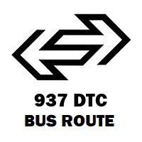 937 DTC Bus Route Railway Station to Sultanpuri