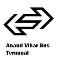 Anand Vihar Bus Terminal