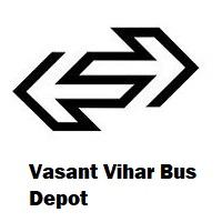 Vasant Vihar Bus Depot