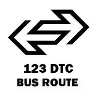 123 DTC Bus Route Harewali Border to Azadpur