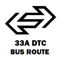 33A DTC Bus Route Badarpur Khadar to Noida Sector 3