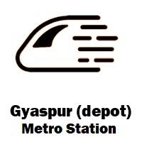 Gyaspur (depot)