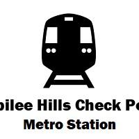 Jubilee Hills Check Post