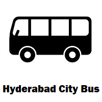 Hyderabad City Bus