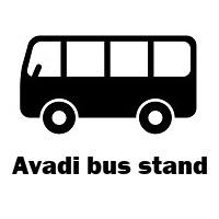 Avadi bus stand