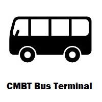 CMBT bus terminal