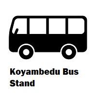 Koyambedu Bus Stand