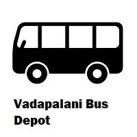 Vadapalani Bus Depot