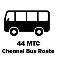 S44 Bus Time >> 44 Bus Route Chennai Stops Timing Broadway To Manali
