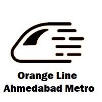 Orange Line Ahmedabad Metro