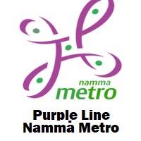 Purple Line Bangalore Metro
