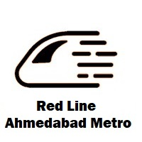 Red Line Ahmedabad Metro