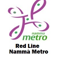 Red Line Bangalore Metro
