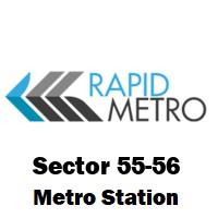 Sector 55-56 (Rapid Metro)