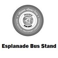 Esplanade bus stand