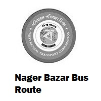 Nager bazar bus route