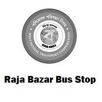 Raja Bazar Bus Stop